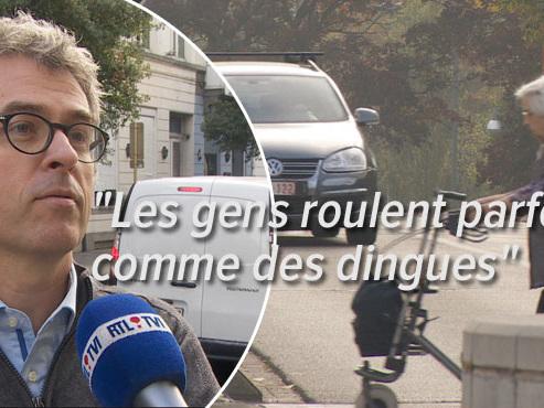 Dame renversée sur un passage pour piétons à Bruxelles: les voitures roulent-elles trop vite dans nos villes?
