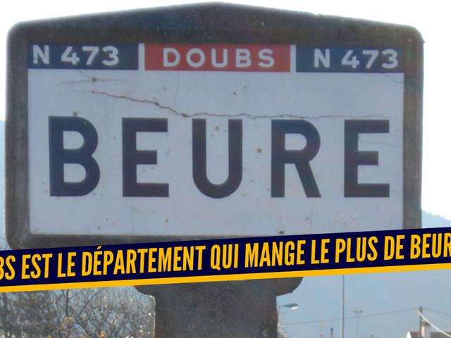 Top 10 des départements où on mange le plus de beurre doux, un département breton est dans ce top