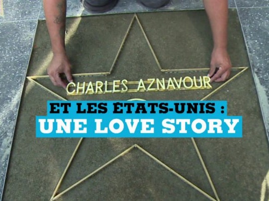 Vidéo : Charles Aznavour fait son entrée au Panthéon hollywoodien