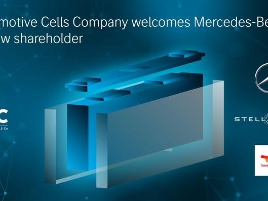 Airbus de la batterie: Mercedes arrive, et c'est une excellente nouvelle !