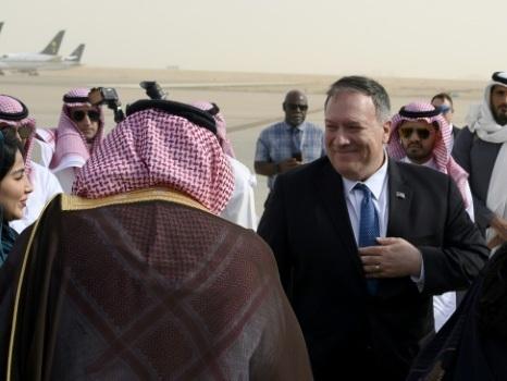 """Pompeo en visite dans le Golfe pour discuter de la """"menace"""" iranienne"""