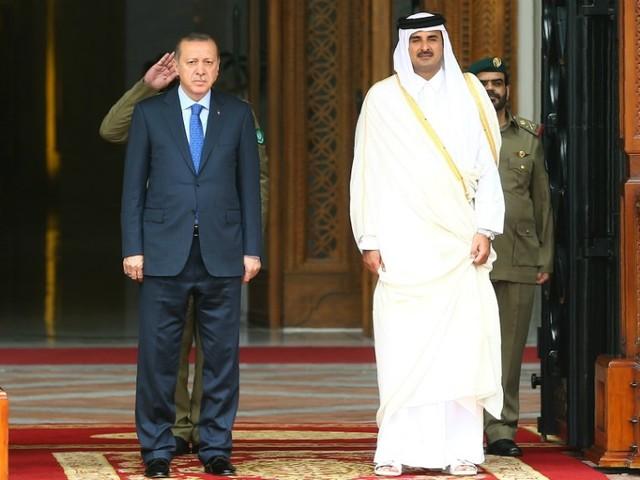 Crise du Golfe : le président Erdogan ne lâche pas son allié stratégique qatari