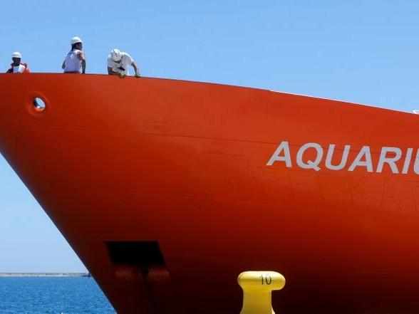 Lille : 42 migrants de l'Aquarius obtiennent le statut de réfugié