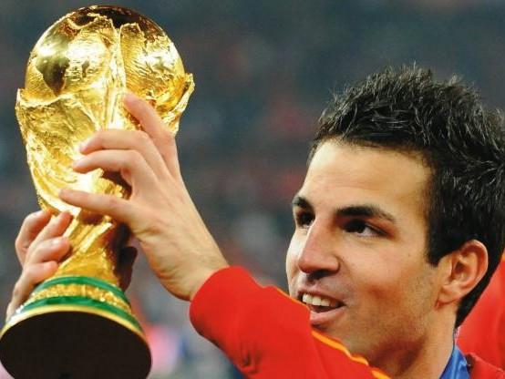 Foot - Transferts - Cesc Fabregas, la recrue de Monaco qui a gagné 15 titres en 15 ans