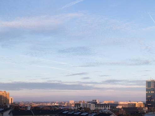 Prévisions météo: ciel bleu, soleil, jusqu'à 22 degrés, et après ?