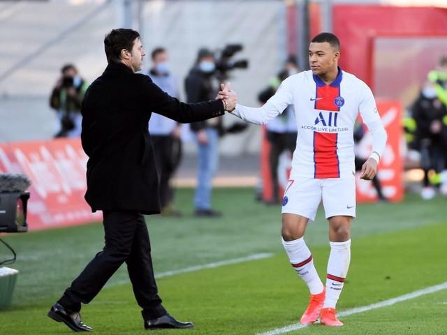 City/PSG – Pochettino ne cache pas qu'il est «inquiet» pour Mbappé, mais «l'équipe a les outils»