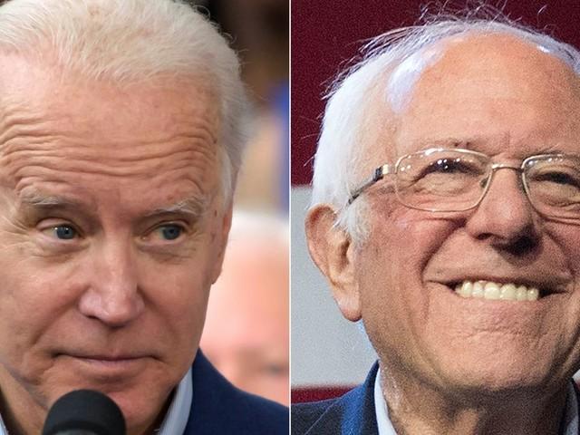 Primaires démocrates: Biden favori du premier duel avec Sanders