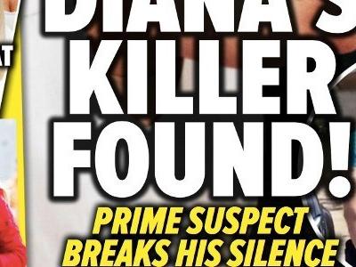 Prince William, terrible choc, le tueur de Diana enfin retrouvé (photo)