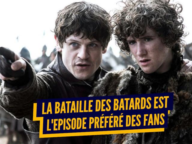 Top 10 des meilleurs épisodes de Game of Thrones, ceux qu'on aimerait revoir 1000 fois
