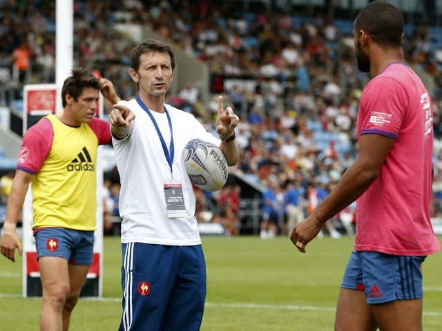 Circuit mondial de rugby à VII: pour les Bleus, la mission Tokyo commence à Dubaï