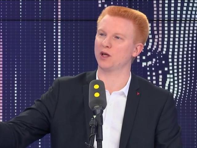 """Martine Aubry candidate à la mairie de Lille: """"Je crois que le temps de la transition est venu"""", estime Adrien Quatennens"""