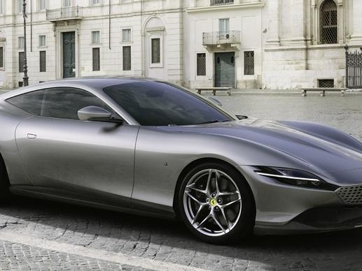 Calendrier 2020 – Coupés – Ferrari lance la Roma et Alpine booste son A110
