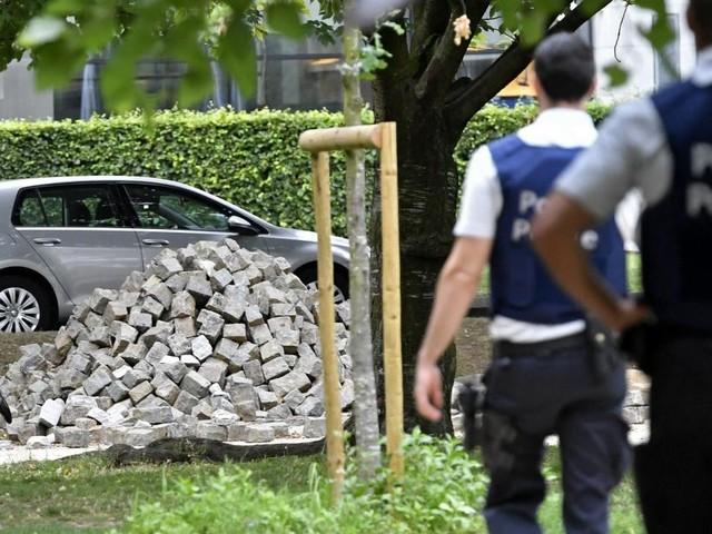 Grosse opération policière prévue ce dimanche soir au parc Maximilien à Bruxelles