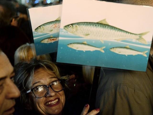 Italie: les «Sardines» fêtent ce samedi leur premier mois d'existence
