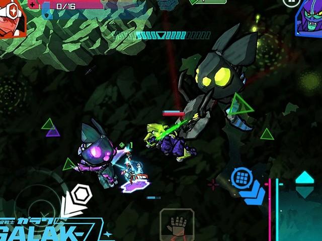Galak-Z : la version mobile du Shoot Them Up culte débarque sur iOS (sortie App Store)