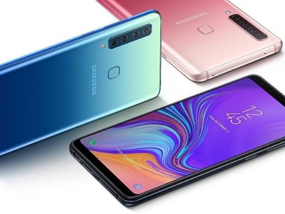 Les Samsung Galaxy A10, A30 et A50 viennent de fuiter