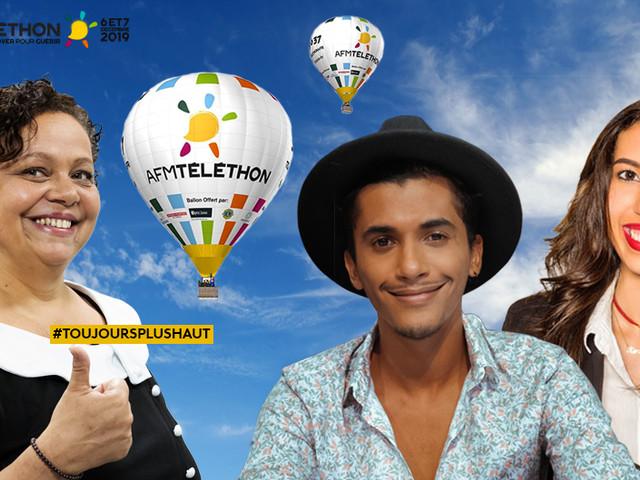 Réunion La 1ère mobilise ses antennes pour le Téléthon