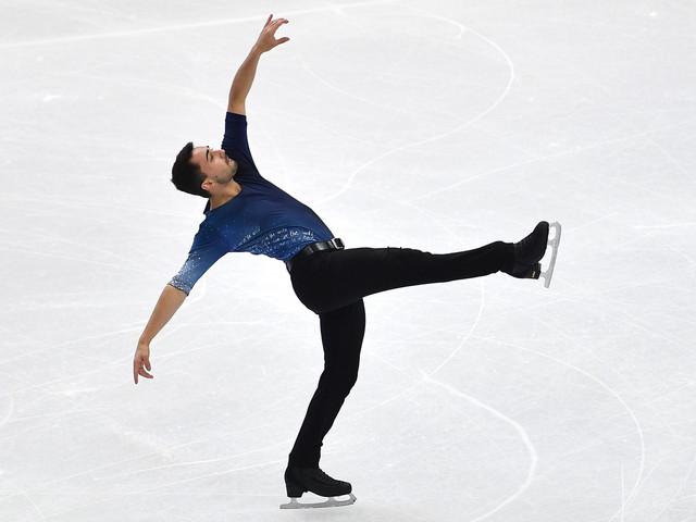 Patinage artistique: Aymoz 3e de la finale du Grand Prix, troisième victoire pour Chen