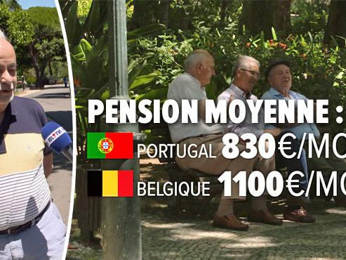 Des milliers de retraités belges profitent d'une exonération d'impôt au Portugal: les pensionnés portugais crient à l'injustice