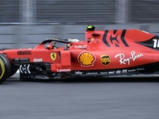 GP de F1 d'Azerbaïdjan: avantage Ferrari après des essais perturbés