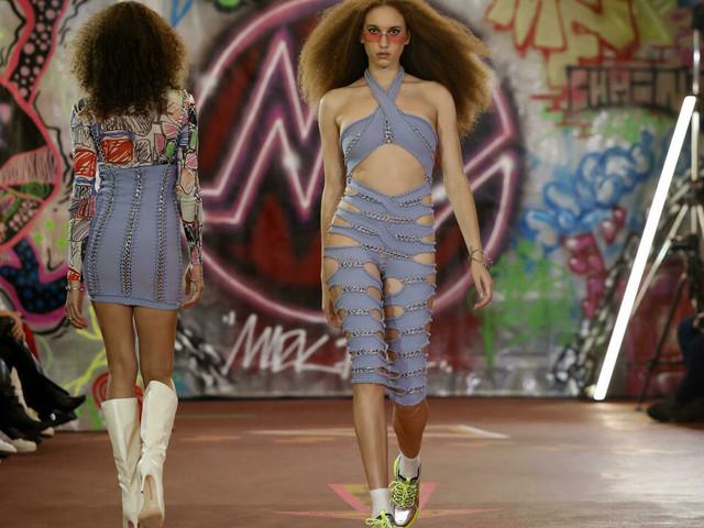 A la Fashion Week de Londres, le retour tant attendu des défilés