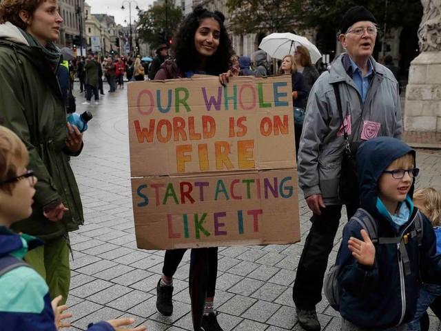 Le Royaume-Uni s'inspire de la France et lance une assemblée citoyenne sur le climat