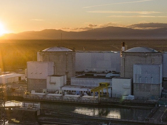 Arrêt d'un réacteur à Fessenheim : une première étape pour réduire la part de l'énergie nucléaire