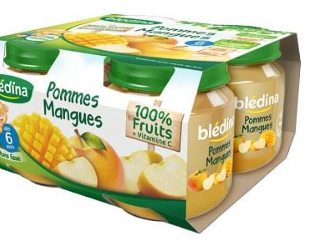 """Blédina rappelle des pots pour bébé """"impropres à la consommation"""""""