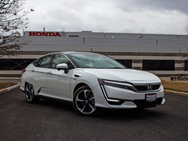 Honda Clarity Fuel Cell : pourquoi Honda croit-il autant en la voiture à hydrogène?