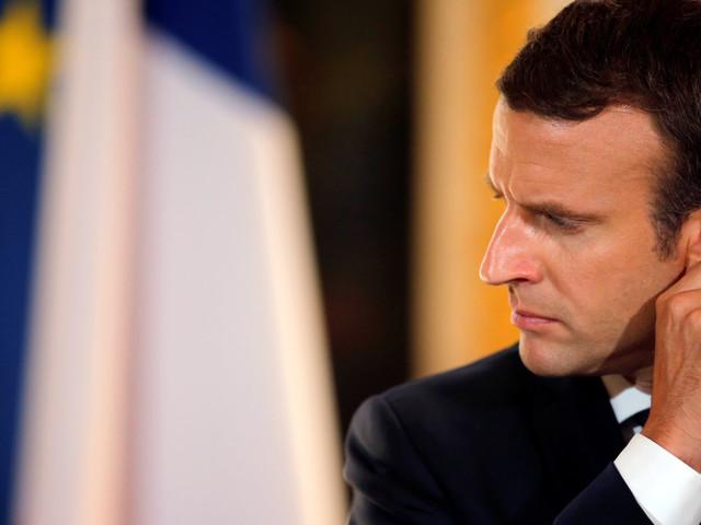 En cent jours, Emmanuel Macron a déjà connu trois périodes bien différentes