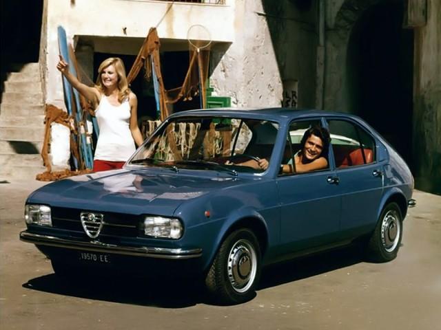 Alfasud, le bon et le mauvais génie d'Alfa Romeo