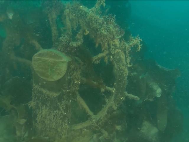 Une exploration inédite de l'épave du HMS Terror, disparu depuis 170 ans