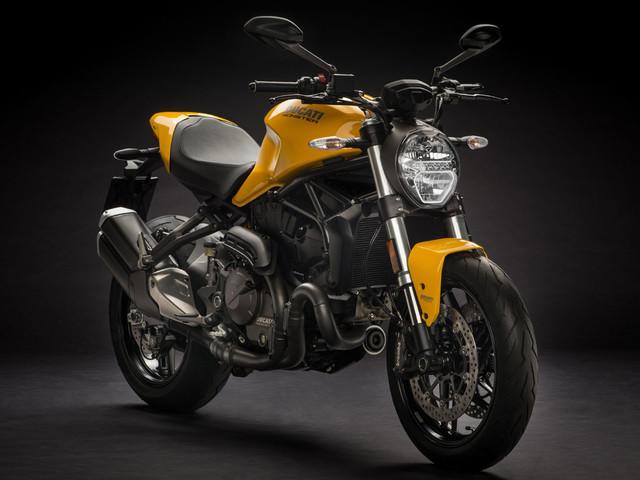 Nouveau look pour la Ducati Monster 821