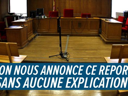 """""""En attendant, je ne peux le voir que 4h/semaine, c'est inhumain!"""": le tribunal de Charleroi reporte de 4 mois l'audience pour la garde de son fils"""