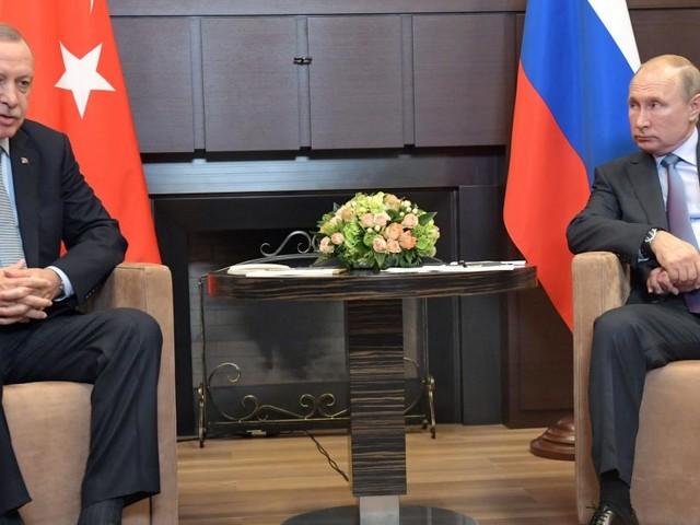 Offensive turque en Syrie: Recep Tayyip Erdogan fait état d'un «accord historique» sur la Syrie après son entretien avec Vladimir Poutine