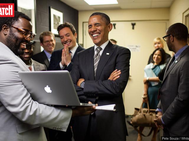Quand le photographe de Barack Obama tacle Donald Trump