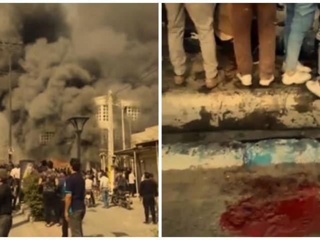 """Répression ultra-violente des manifestations en Iran : """"Ils tuent n'importe qui se trouvant dans la rue"""""""