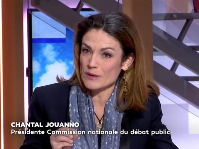 """Grand débat : Chantal Jouanno flingue une """"opération de communication"""" du gouvernement"""