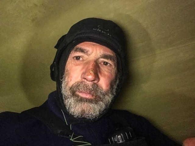 Mike Horn sain et sauf après son aventure en Arctique