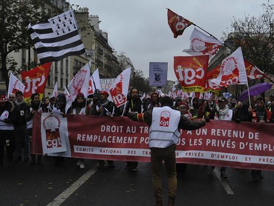 DES ÉCONOMIES SUR LE DOS DES CHÔMEURS : NON, C'EST NON La CGT propose des solutions pour l'assurance chômage