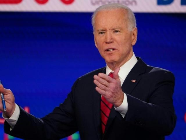 Primaires démocrates: Joe Biden conforte sa pole position dans l'Etat de Washington