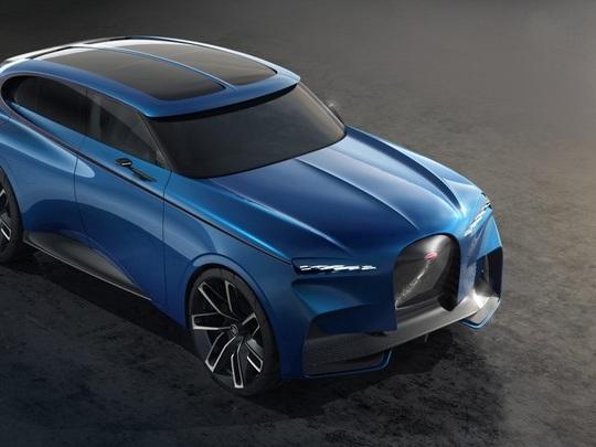Bugatti : une électrique à moins d'un million d'euros au programme