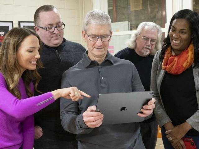 Taxe GAFA : Apple est favorable à une taxe «plus juste» décidée par l'OCDE