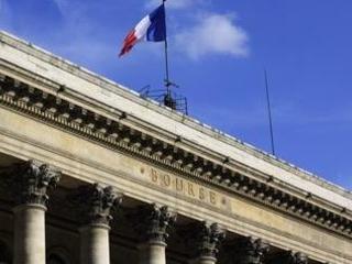 La Bourse de Paris finit en recul, regardant du côté des Etats-Unis (-0,57%)