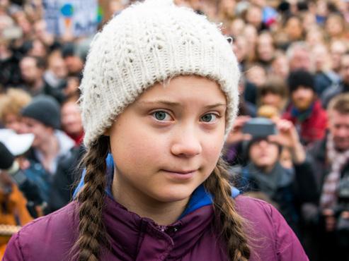 Le prix Nobel de la paix décerné à Greta Thunberg ce vendredi?