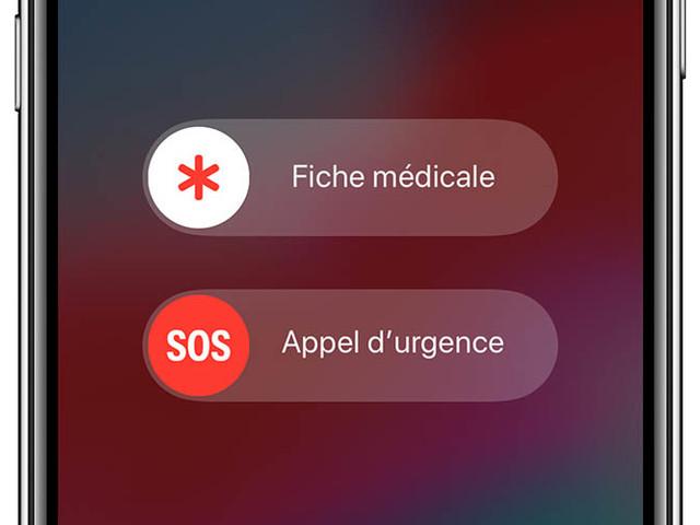 Brevet : l'iPhone comme balise de détresse?