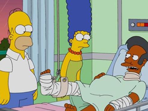 Changement pour Les Simpson: une voix ne sera plus la même...