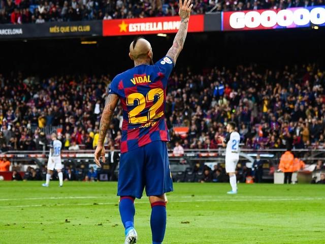 Mercato - Barcelone : Valverde aurait pris une décision radicale pour Vidal !