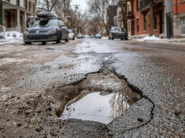 Pourquoi nos routes sont-elles en si mauvais état?