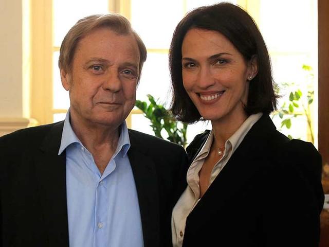 «Commissaire Magellan» : Linda Hardy invitée de Jacques Spiesser